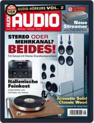 Audio Germany (Digital) Subscription August 9th, 2016 Issue
