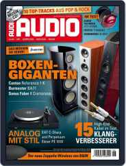 Audio Germany (Digital) Subscription June 1st, 2016 Issue