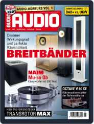 Audio Germany (Digital) Subscription April 1st, 2016 Issue