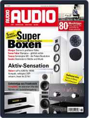 Audio Germany (Digital) Subscription October 10th, 2013 Issue