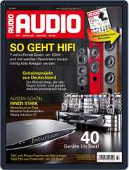 Audio Germany (Digital) Subscription June 13th, 2013 Issue