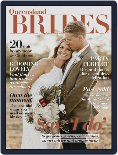 Queensland Brides (Digital) December 1st, 2019 Issue Cover