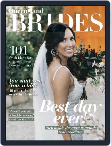 Queensland Brides (Digital) July 1st, 2019 Issue Cover