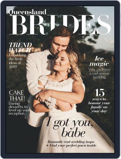 Queensland Brides (Digital) February 1st, 2019 Issue Cover