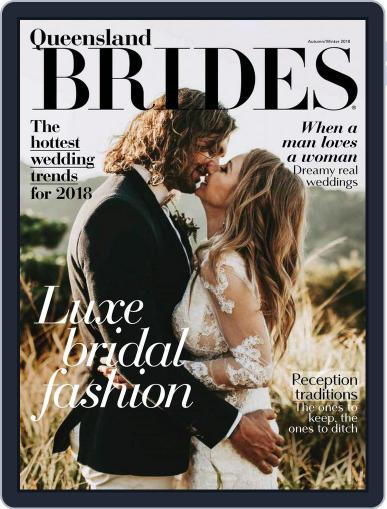 Queensland Brides (Digital) January 1st, 2018 Issue Cover