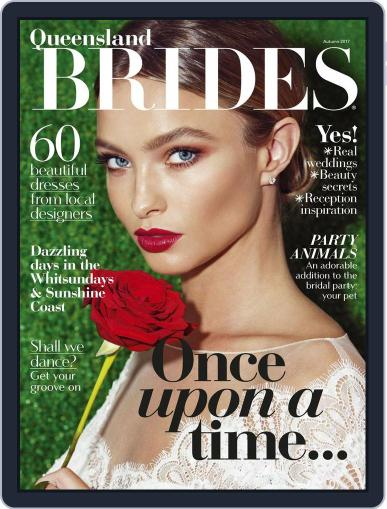 Queensland Brides (Digital) March 1st, 2017 Issue Cover