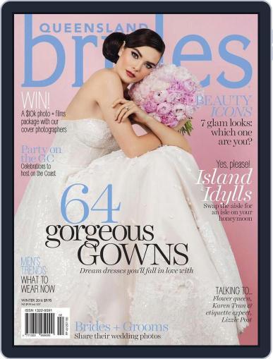Queensland Brides (Digital) June 3rd, 2016 Issue Cover