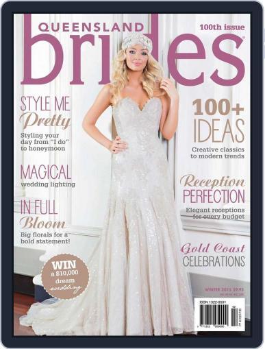 Queensland Brides (Digital) June 4th, 2015 Issue Cover