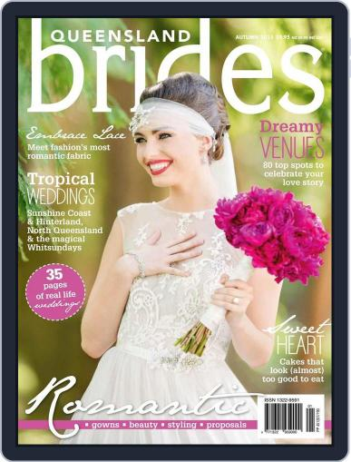 Queensland Brides (Digital) March 5th, 2015 Issue Cover