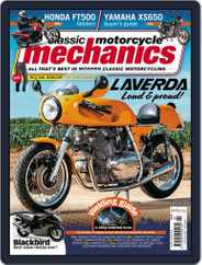 Classic Motorcycle Mechanics (Digital) Subscription October 1st, 2019 Issue
