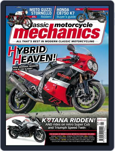 Classic Motorcycle Mechanics May 1st, 2019 Digital Back Issue Cover