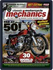 Classic Motorcycle Mechanics (Digital) Subscription October 1st, 2018 Issue