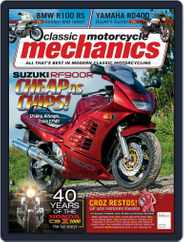 Classic Motorcycle Mechanics (Digital) Subscription June 1st, 2018 Issue