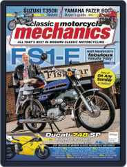 Classic Motorcycle Mechanics (Digital) Subscription October 1st, 2016 Issue