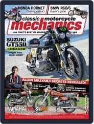 Classic Motorcycle Mechanics (Digital) Subscription March 14th, 2016 Issue