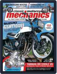 Classic Motorcycle Mechanics (Digital) Subscription December 14th, 2015 Issue