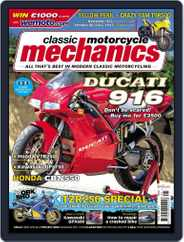 Classic Motorcycle Mechanics (Digital) Subscription December 16th, 2013 Issue
