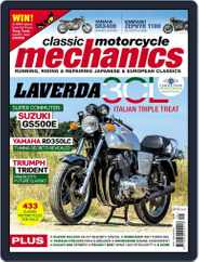 Classic Motorcycle Mechanics (Digital) Subscription August 19th, 2013 Issue