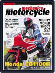 Classic Motorcycle Mechanics (Digital) Subscription December 20th, 2005 Issue
