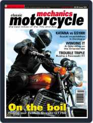 Classic Motorcycle Mechanics (Digital) Subscription November 16th, 2005 Issue
