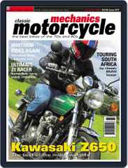 Classic Motorcycle Mechanics (Digital) Subscription October 20th, 2005 Issue