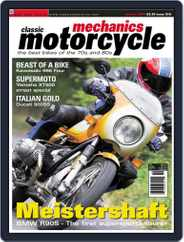Classic Motorcycle Mechanics (Digital) Subscription October 6th, 2005 Issue