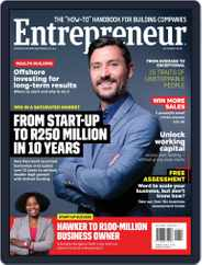 Entrepreneur Magazine South Africa (Digital) Subscription October 1st, 2018 Issue