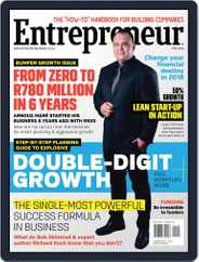 Entrepreneur Magazine South Africa (Digital) Subscription February 1st, 2018 Issue