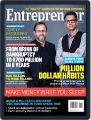 Entrepreneur Magazine South Africa (Digital) Subscription January 1st, 2018 Issue