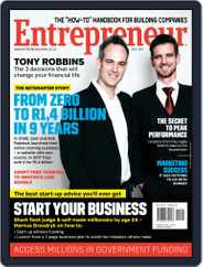 Entrepreneur Magazine South Africa (Digital) Subscription December 1st, 2017 Issue