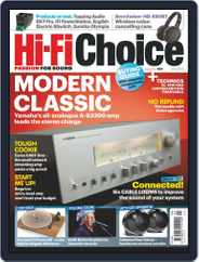 Hi-Fi Choice (Digital) Subscription July 1st, 2020 Issue