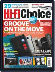 Hi-Fi Choice (Digital) Subscription April 1st, 2020 Issue