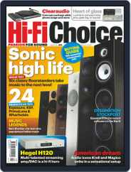 Hi-Fi Choice (Digital) Subscription March 1st, 2020 Issue