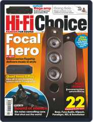 Hi-Fi Choice (Digital) Subscription January 1st, 2020 Issue