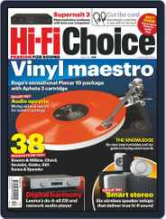 Hi-Fi Choice (Digital) Subscription December 1st, 2019 Issue