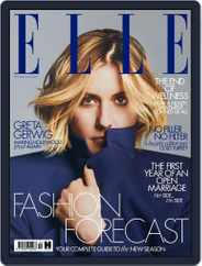 Elle UK (Digital) Subscription February 1st, 2020 Issue