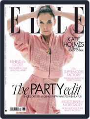 Elle UK (Digital) Subscription December 1st, 2019 Issue