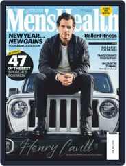 Men's Health Australia (Digital) Subscription February 1st, 2020 Issue
