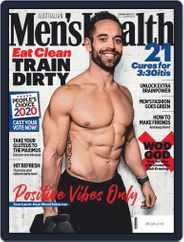 Men's Health Australia (Digital) Subscription January 1st, 2020 Issue
