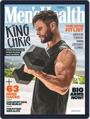 Men's Health Australia (Digital) Subscription March 1st, 2019 Issue