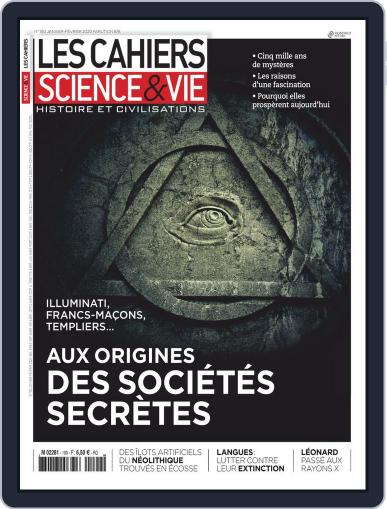 Les Cahiers De Science & Vie (Digital) January 1st, 2020 Issue Cover