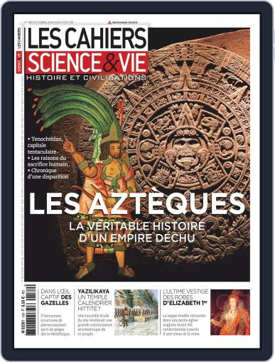 Les Cahiers De Science & Vie (Digital) October 1st, 2019 Issue Cover