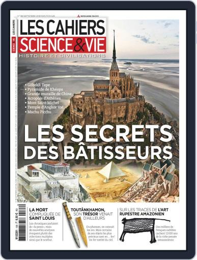 Les Cahiers De Science & Vie (Digital) September 1st, 2019 Issue Cover