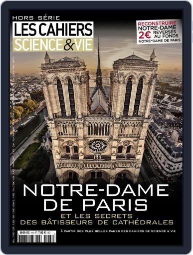 Les Cahiers De Science & Vie (Digital) April 23rd, 2019 Issue Cover