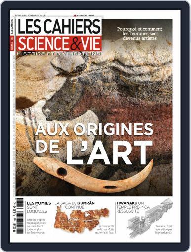 Les Cahiers De Science & Vie (Digital) April 1st, 2019 Issue Cover