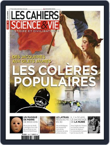 Les Cahiers De Science & Vie (Digital) March 1st, 2019 Issue Cover