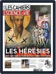 Les Cahiers De Science & Vie (Digital) Subscription April 1st, 2017 Issue