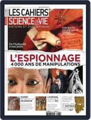 Les Cahiers De Science & Vie (Digital) Subscription April 22nd, 2016 Issue