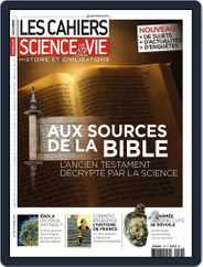 Les Cahiers De Science & Vie (Digital) Subscription October 19th, 2015 Issue