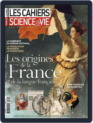 Les Cahiers De Science & Vie (Digital) October 30th, 2014 Issue Cover